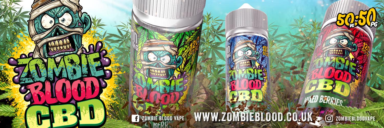 Zombie Blood CBD