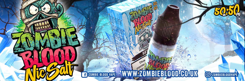 Zombie Blood Nic Salts