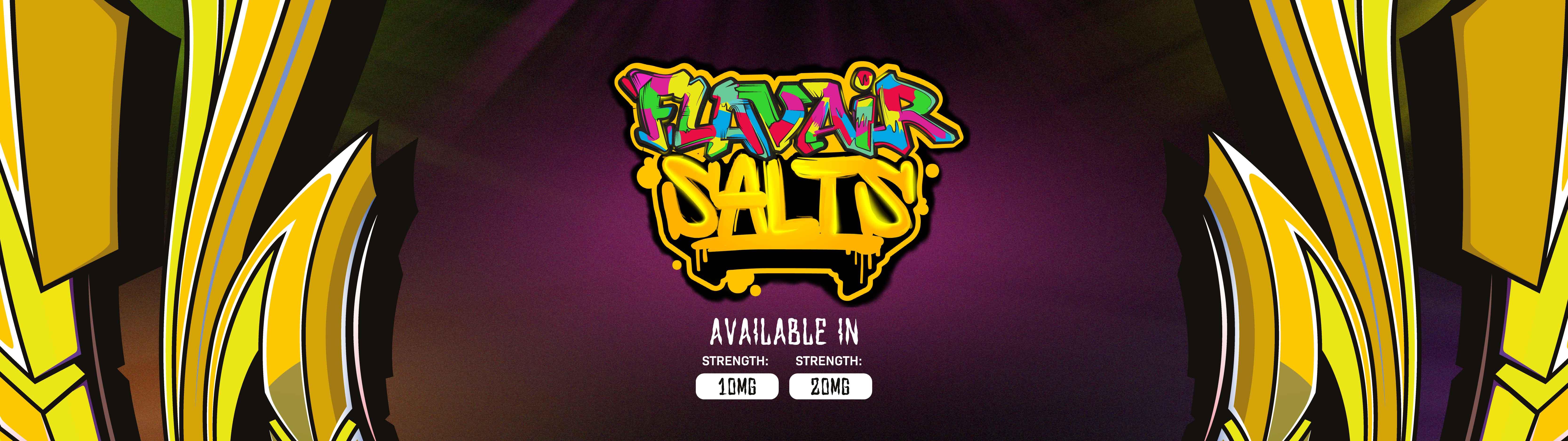 Flavair Salts