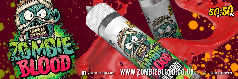 Zombie Blood 50ml Shortfill