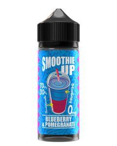 Smoothie Up Blueberry Pomegranate 120ml eliquid