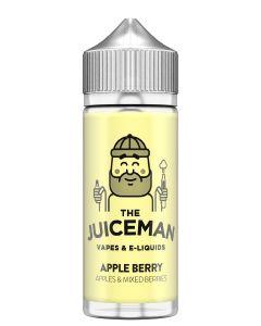 The Juiceman Apple Berry 120ml eliquid