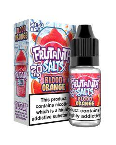 Frutanta Salts Blood Orange 10ml eliquid