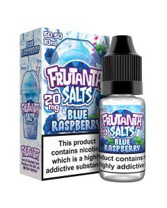 Frutanta Salts Blue Raspberry 10ml eliquid