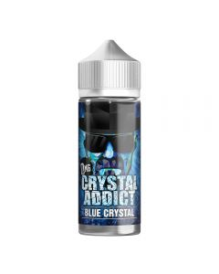 Crystal Addict Blue Crystal 120ml e-liquid