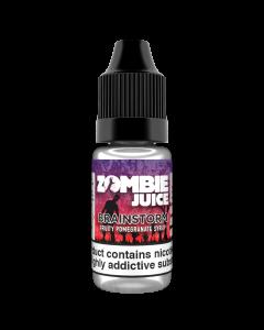 Zombie Juice 10ml Brainstorm - Fruity Pomegranate Syrup