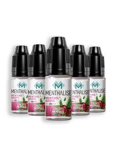 3 x 10ml Menthalise Cherry Menthol Drops
