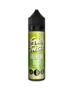 Fruity Twist Green Lime Twist 60ml eliquid