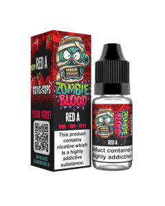 Zombie Blood Red A 10ml TPD eliquid