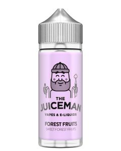 The Juiceman Forest Fruits 120ml E-liquid