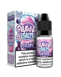 Frutanta Salts Grape 10ml eliquid