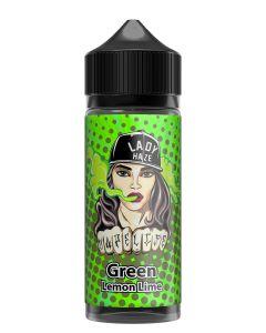 Lady Haze Green 120ml eliquid