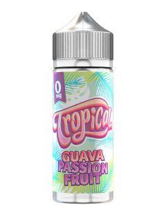 Tropical Guava Passionfruit 120ml eliquid