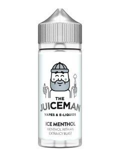 The Juiceman Ice menthol 120ml eliquid
