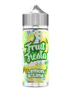 Fruit Fiesta Lemon Lime 120ml eliquid