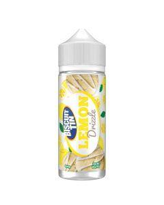 Biscuit Tin E-liquid 120ml Lemon Drizzle