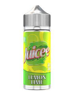Juicee Lemon Lime 120ml eliquid