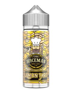 The Juiceman Lemon Tart 120ml eliquid