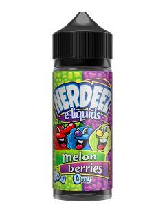 Nerdeez Melon Berries 120ml e-liquid