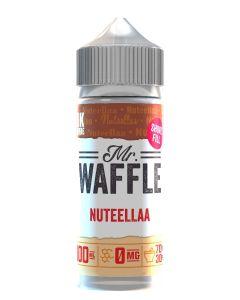 Mr Waffle E-liquid - Nuteellaa