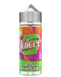 Juicee Orange Passionfruit 120ml eliquid