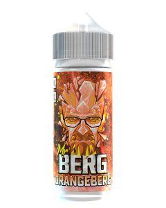 Mr Berg Orangeberg 120ml eliquid