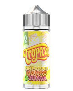 Tropical Pineapple Mango 120ml eliquid
