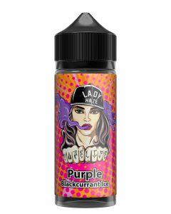 Lady Haze Purple 120ml eliquid