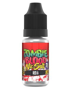 Zombie Blood Nic Salts Red A