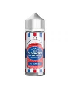 Old Sweet Shop Red Booster 120ml eliquid