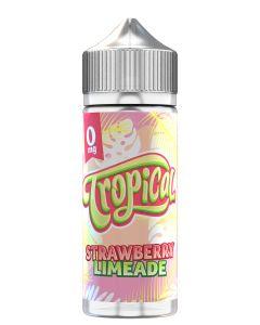 Tropical Strawberry Limeade 120ml eliquid