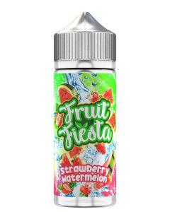 Fruit Fiesta Strawberry Watermelon 120ml eliquid
