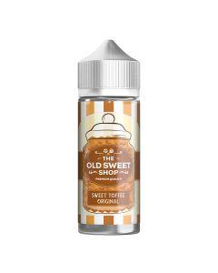 Old Sweet Shop Toffee Originals 120ml eliquid