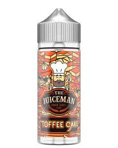 The Juiceman Toffee Cake 120ml eliquid