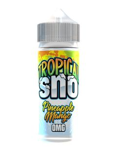 Tropical Sno Pineapple Mango 120ml eliquid