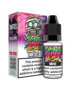 Zombie Blood Nic Salts Vamtoes eliquid