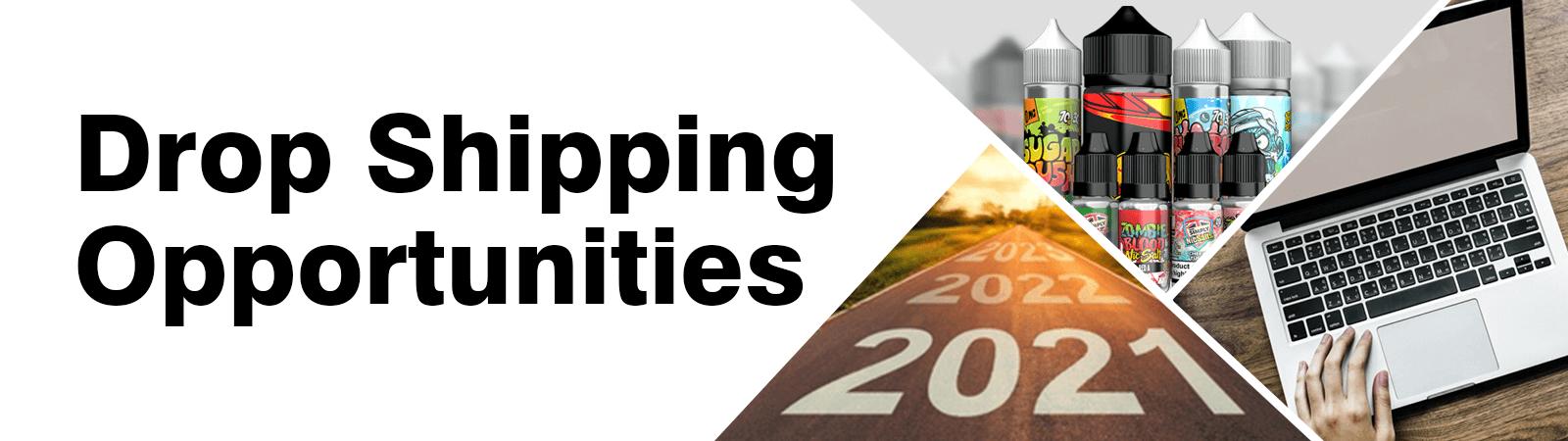 E-liquid Dropshipping Opportunities