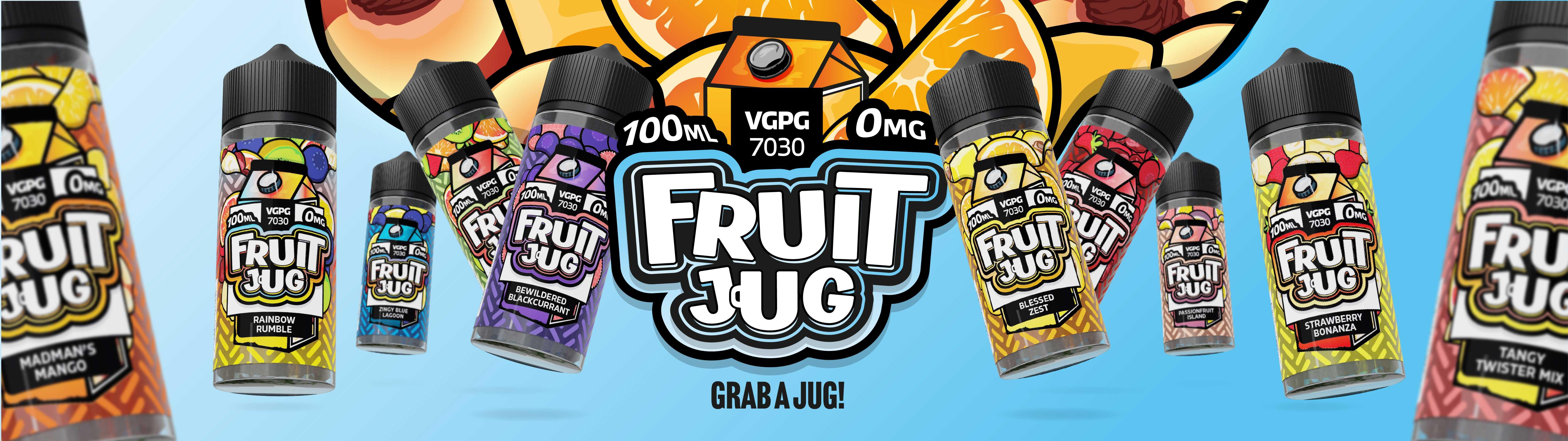 Fruit Jug E-liquid